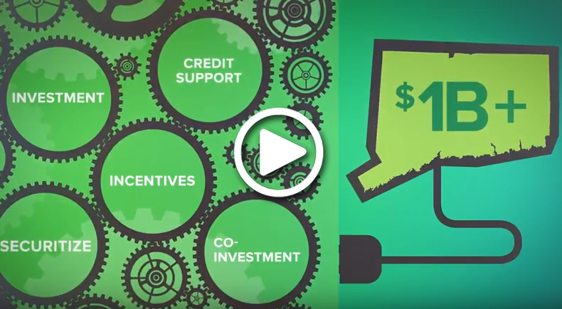 Green Bank 101: How the Connecticut Green Bank works and what it's doing to help power the state's economy.