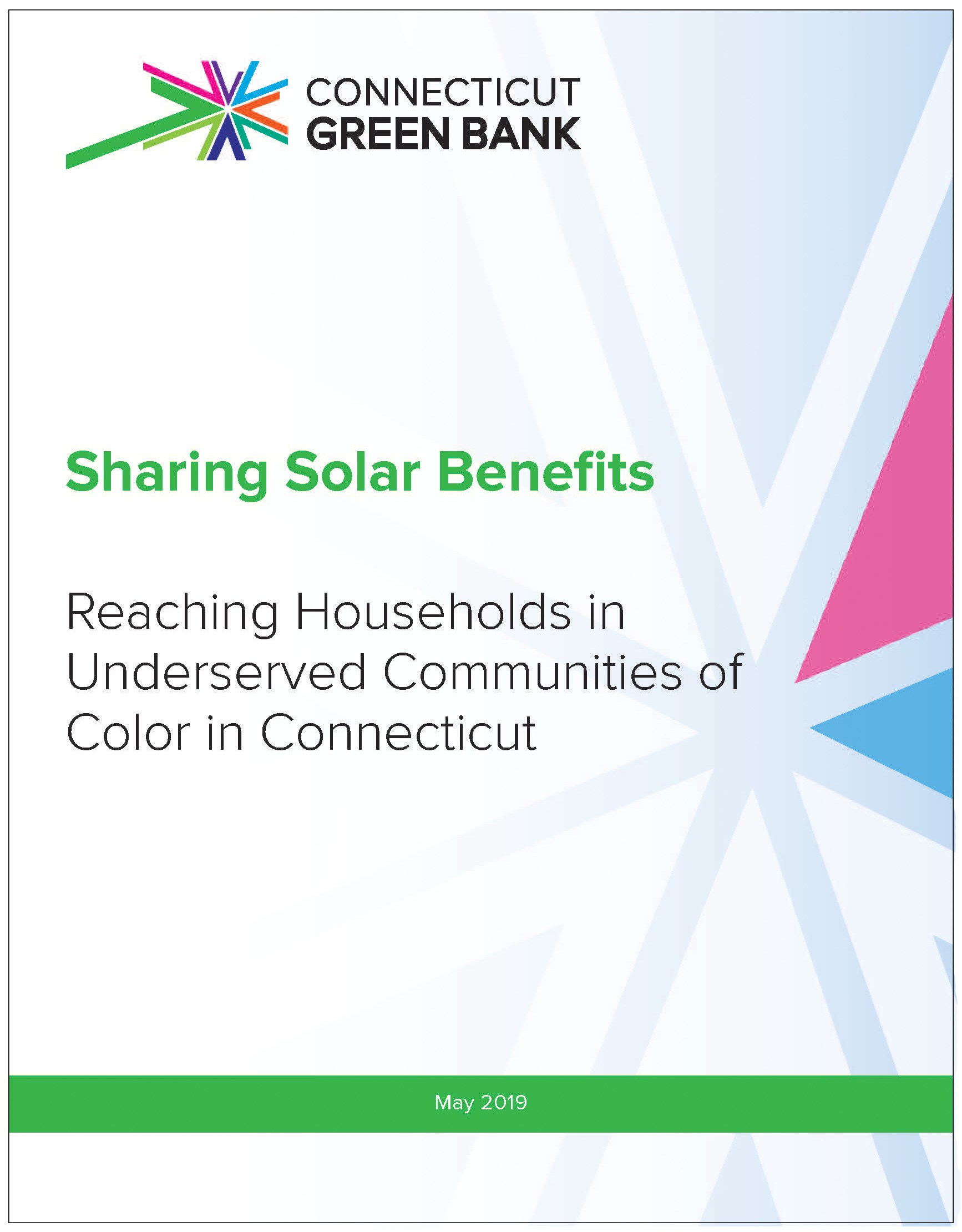 Connecticut Green Bank Accelerates Adoption of Solar Energy in